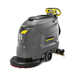 Karcher BD50 hand push full automatic floor washing machine
