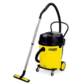 Karcher Commercial dust suction and suction machine